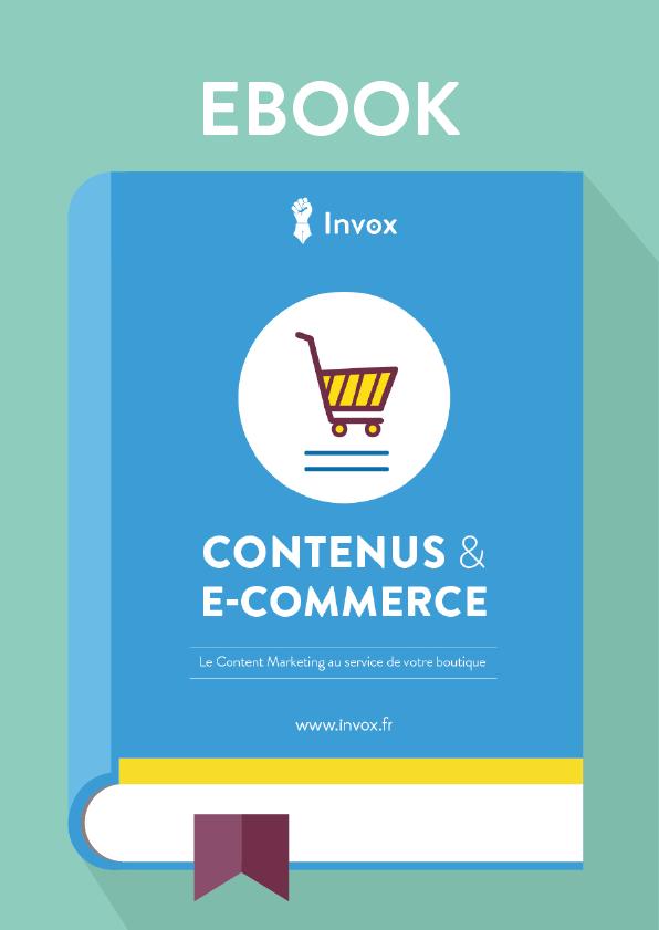 Ebook contenus et ecommerce
