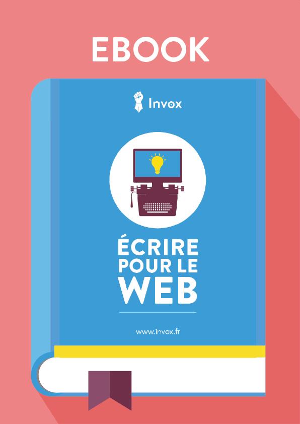 Ebook écrire pour le web