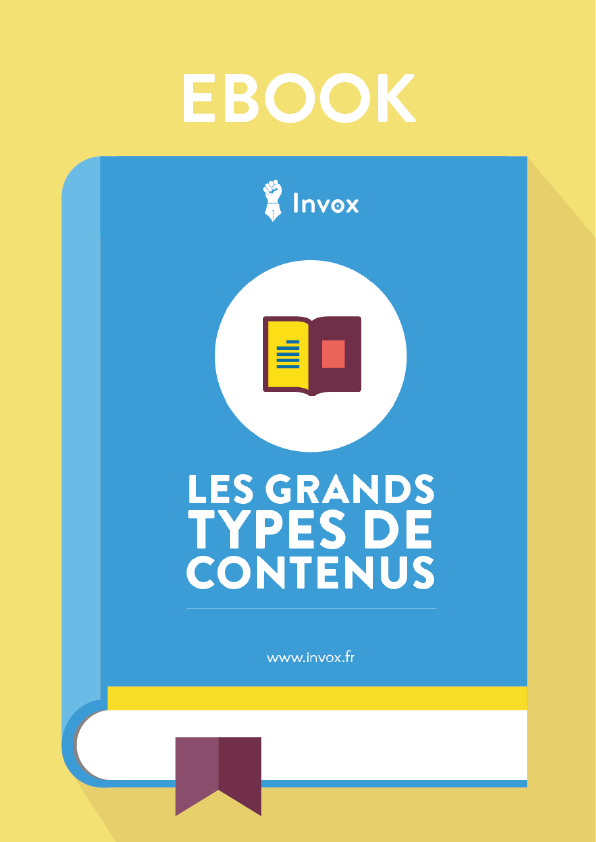 Ebook les grands types de contenus