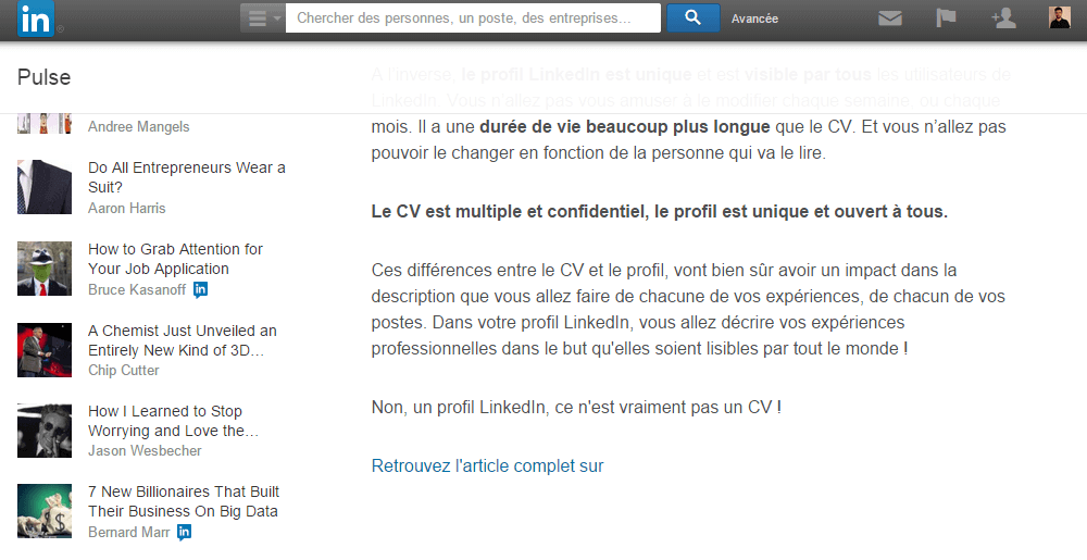 LinkedIn-publication-des-articles