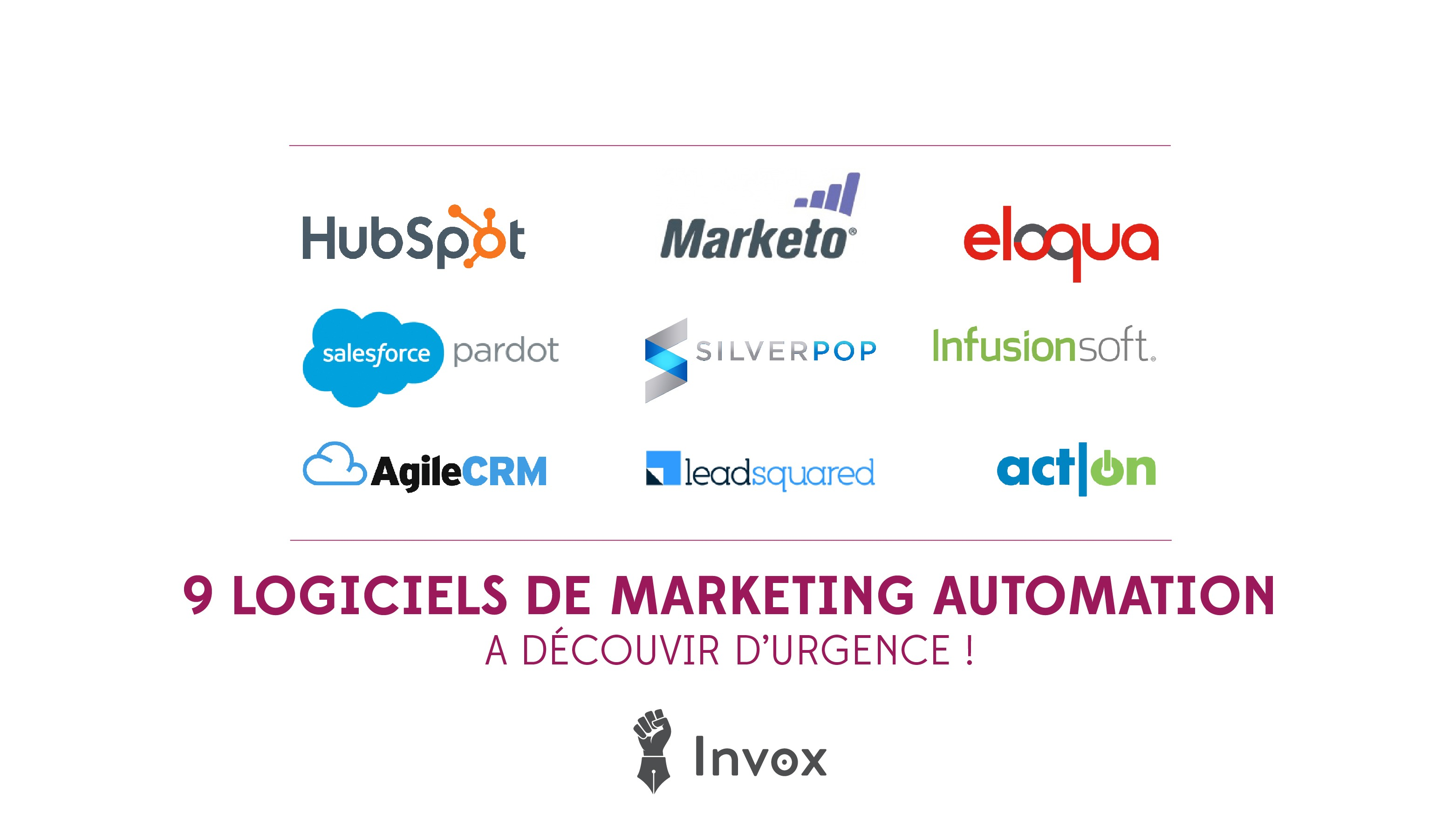 9 logiciels de marketing automation à tester