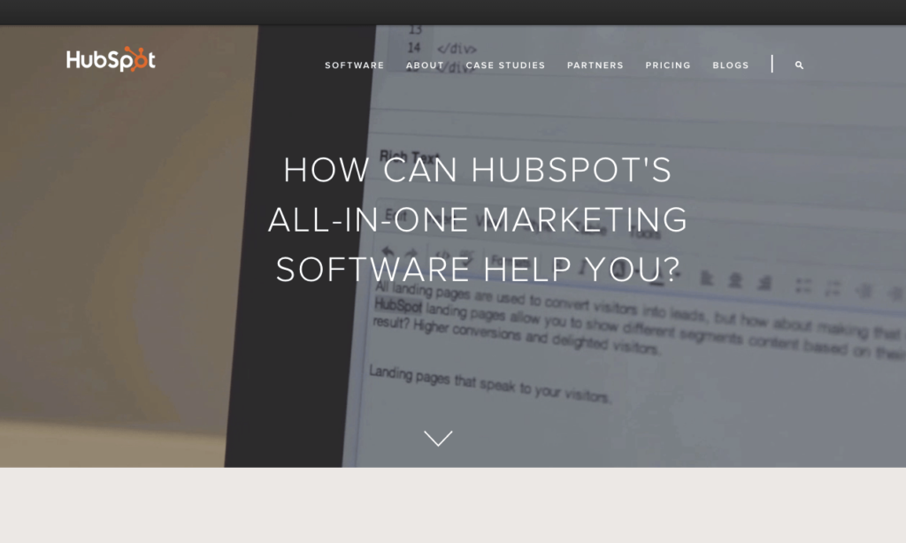 marketing-automation-logiciel-hubspot