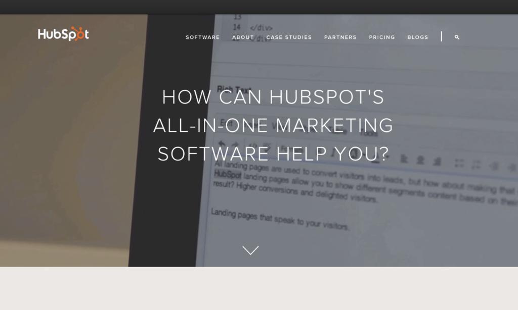 marketing-automation-logiciel-hubspot