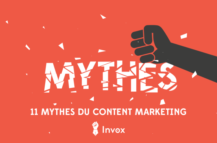 idées reçues sur le content marketing