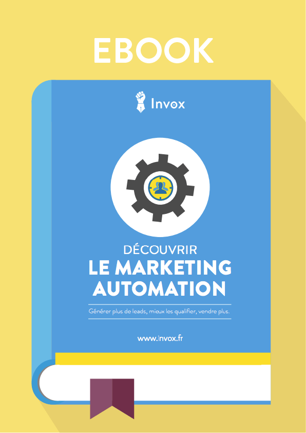 Ebook découvrir le marketing automation