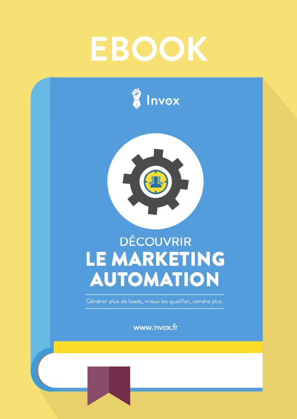 Ebook découvrir le marketing automation