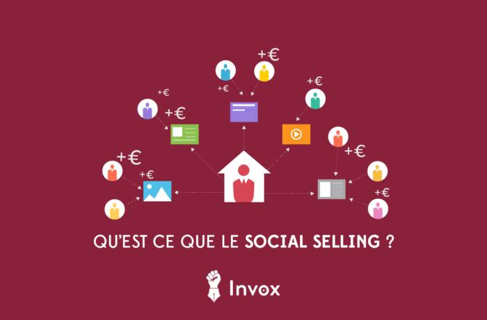 Qu'est ce que le social selling