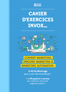 cas pratique de content marketing