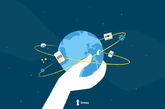 Content Marketing à l'international : illustration