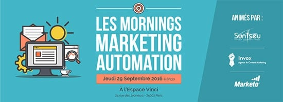 mornings marketing automation septembre