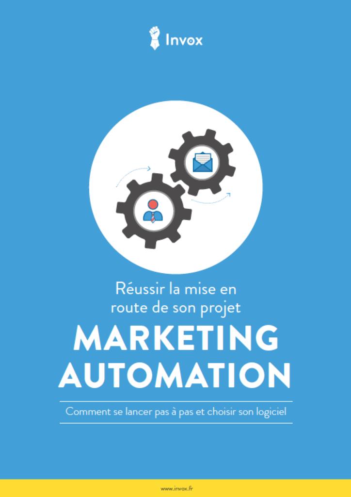 """L'ebook """"niveau avancé / Expert"""" sur le Marketing Automation est enfin là :)"""