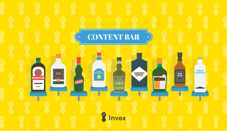 content marketing bar invox