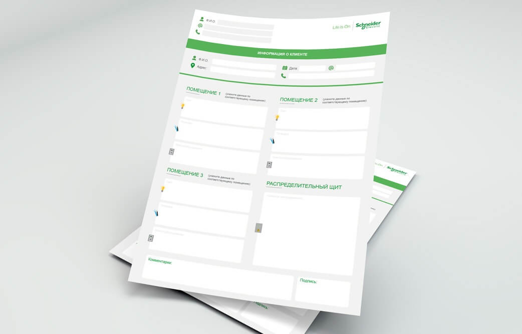 use case Schneider Electric Invox Content Marketing