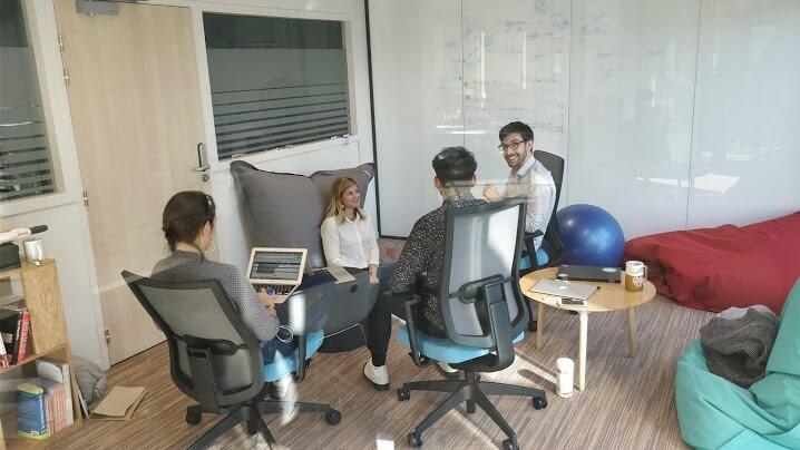 Méthode War Room d'Invox Content Marketing