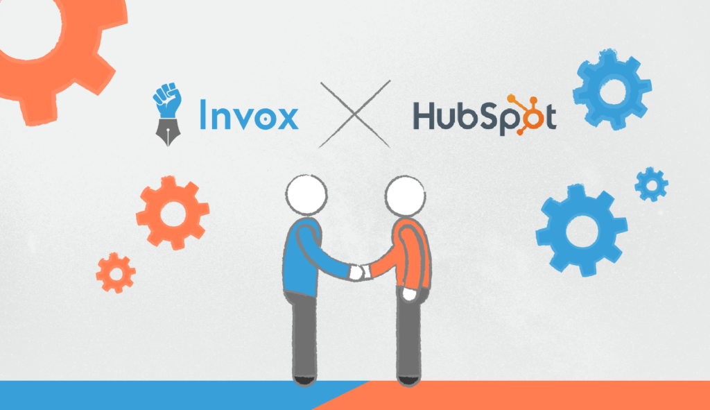 invox partenaire HubSpot
