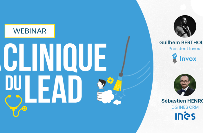 webinar clinique du lead data quality