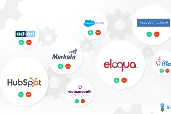 Choisissez votre solution de Marketing Automation grâce à notre comparatif!
