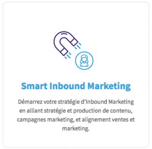 offre conjointe Merlin/Leonard Invox : smart inbound marketing