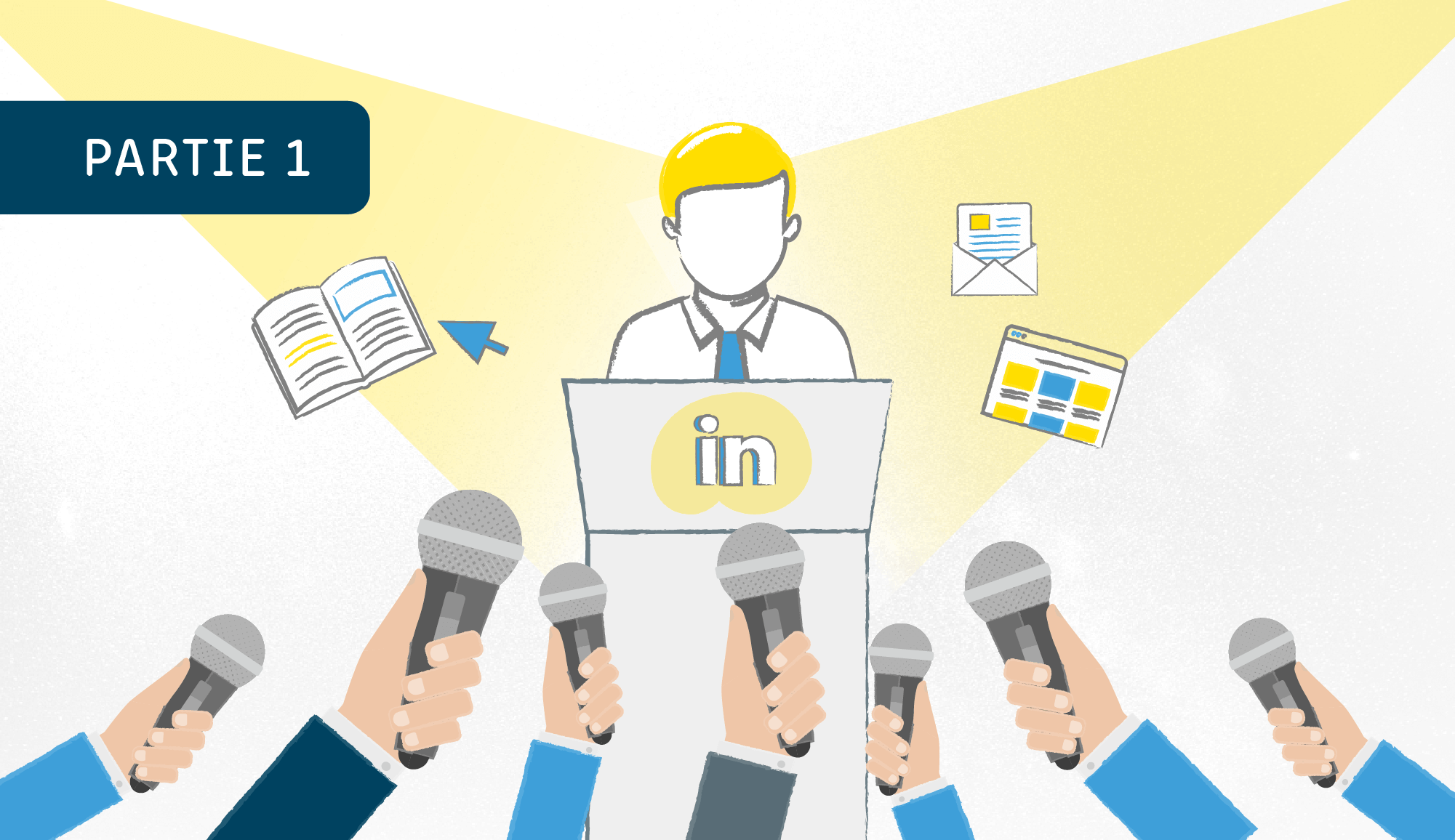 L'article LinkedIn Pulse et la demand generation