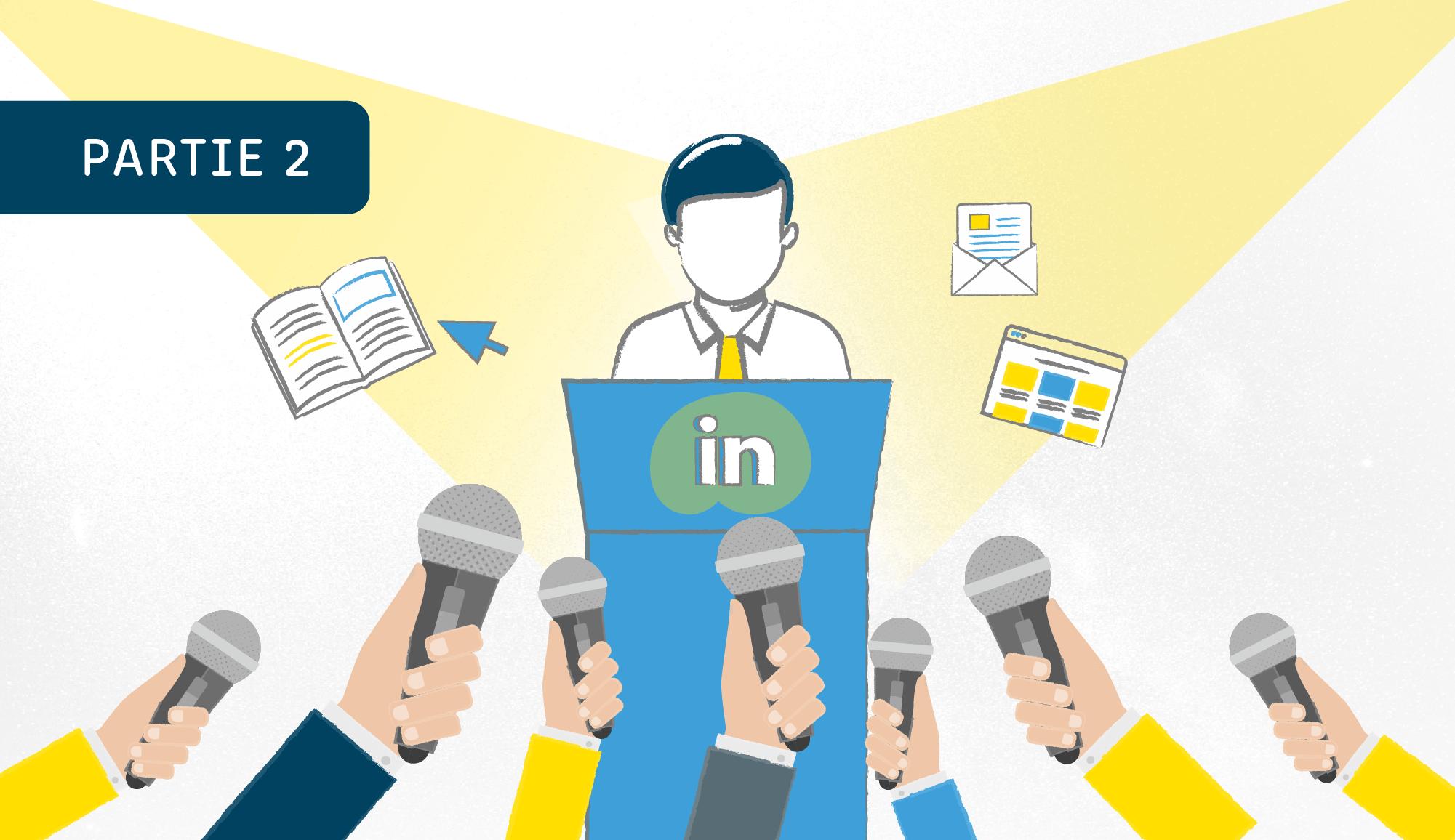 écrire un LinkedIn Pulse