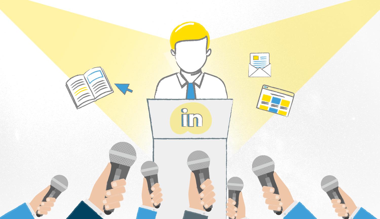 L'article LinkedIn Pulse et la demand generation
