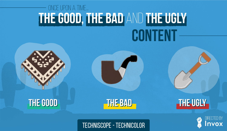 La définition d'un bon contenu B2B selon Invox