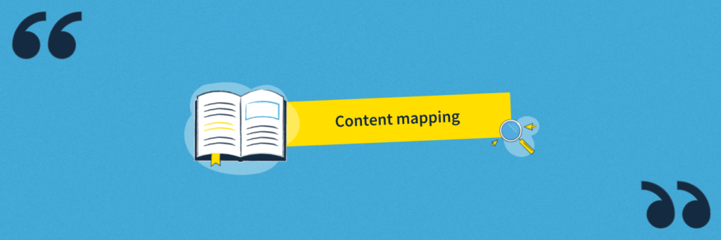 Glossaire demand generation : la définition du content mapping