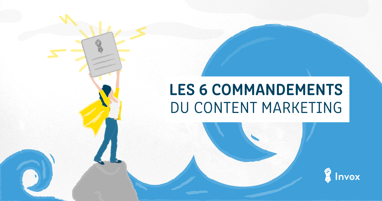 stratégie de content marketing efficace