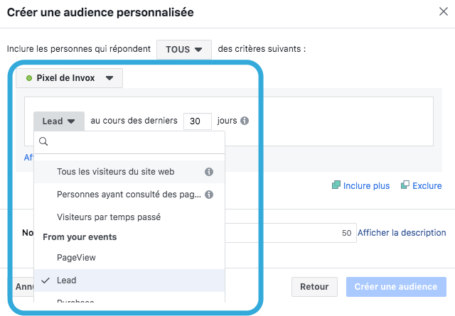 pixel facebook : demand generation avec linkedIn et facebook