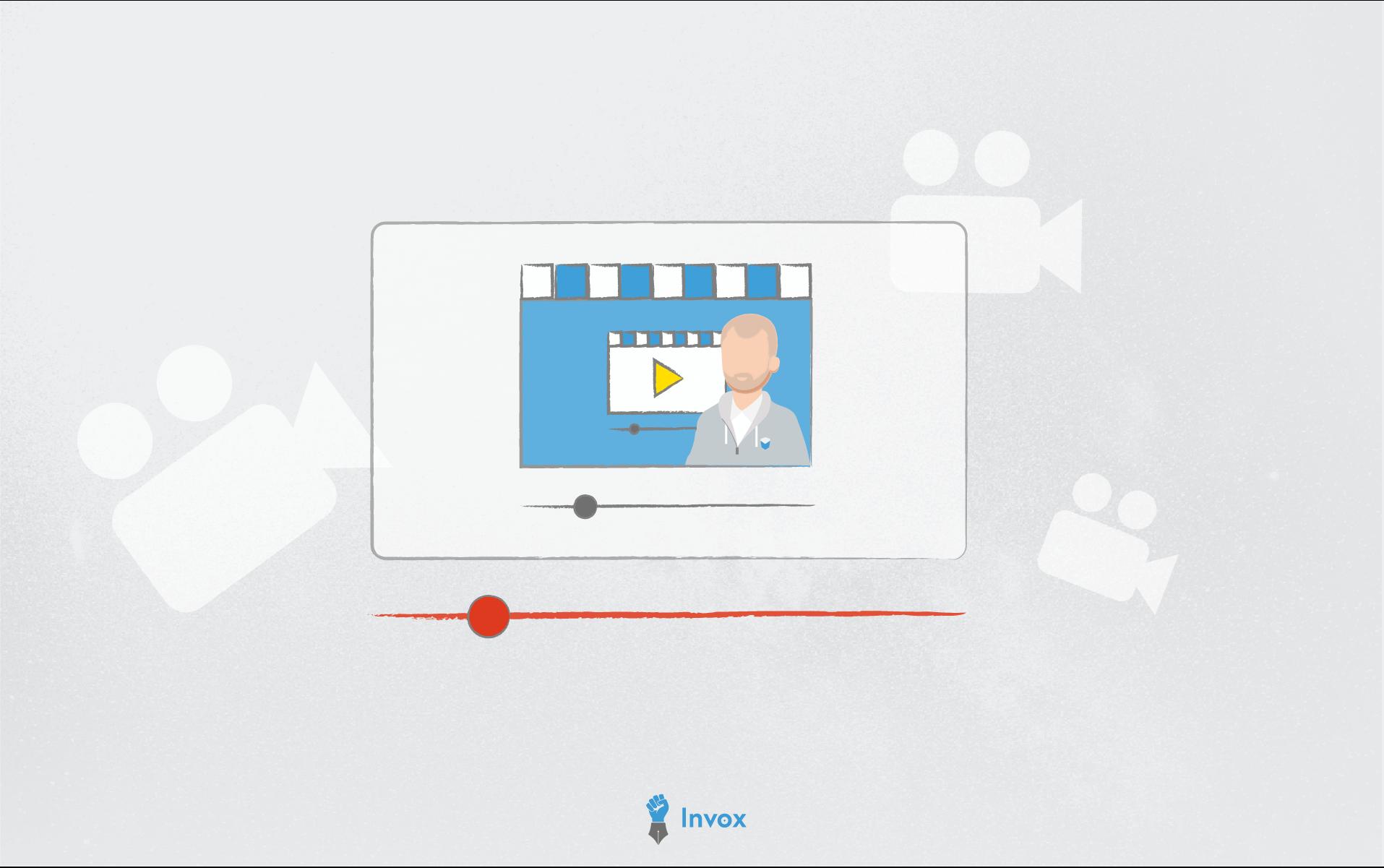 vidéos content marketing