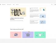 Charte de contenus – Mailchimp