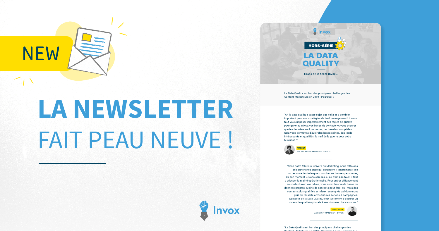 newsletter invox