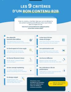 Checklist Contenu B2B