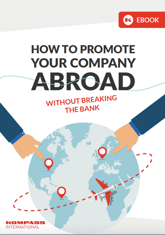 Kompass – How to promote your company abroad without breaking the bank