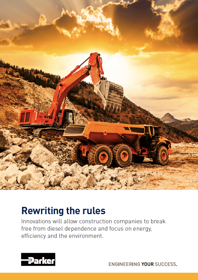 Parker Hannifin – Rewriting the rules