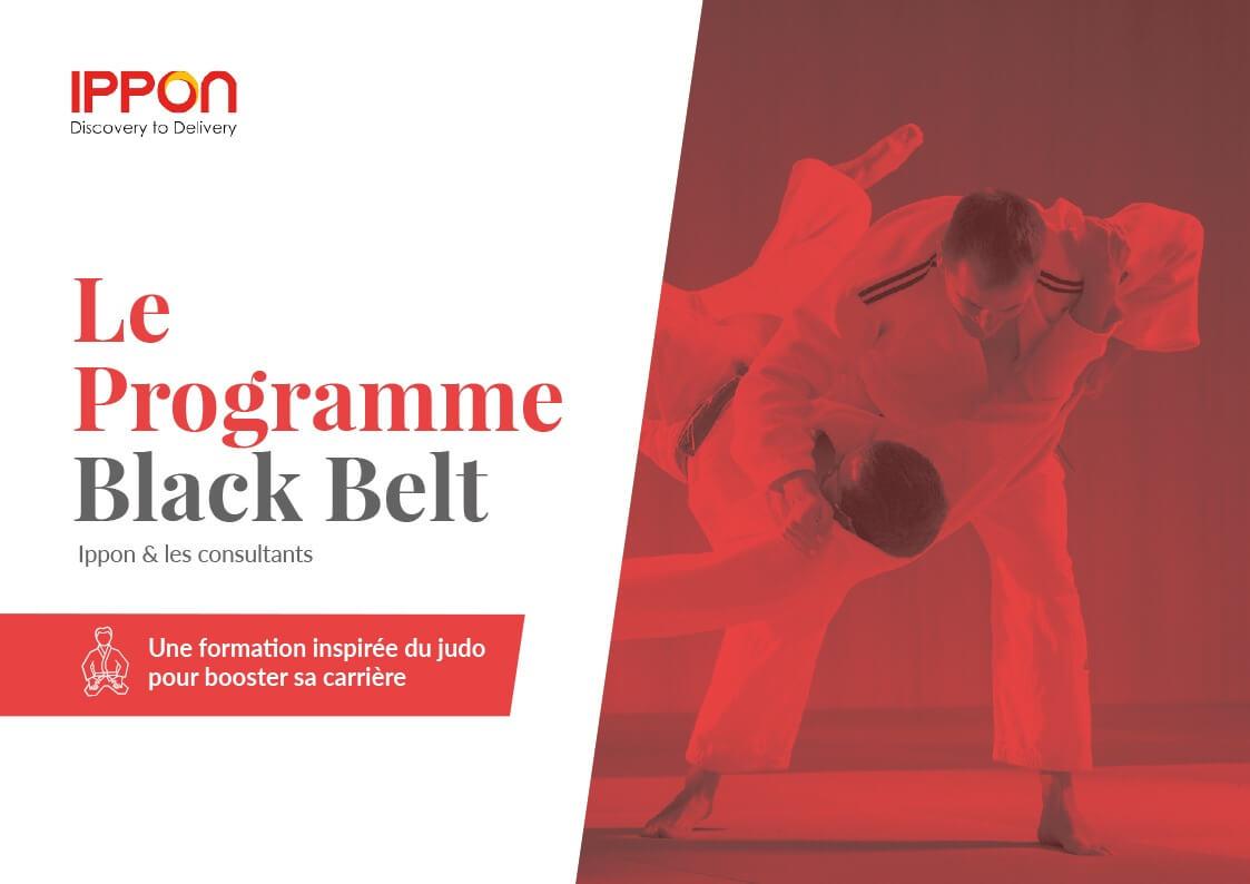 Ippon – Les consultants, Ippon et le programme Black Belt