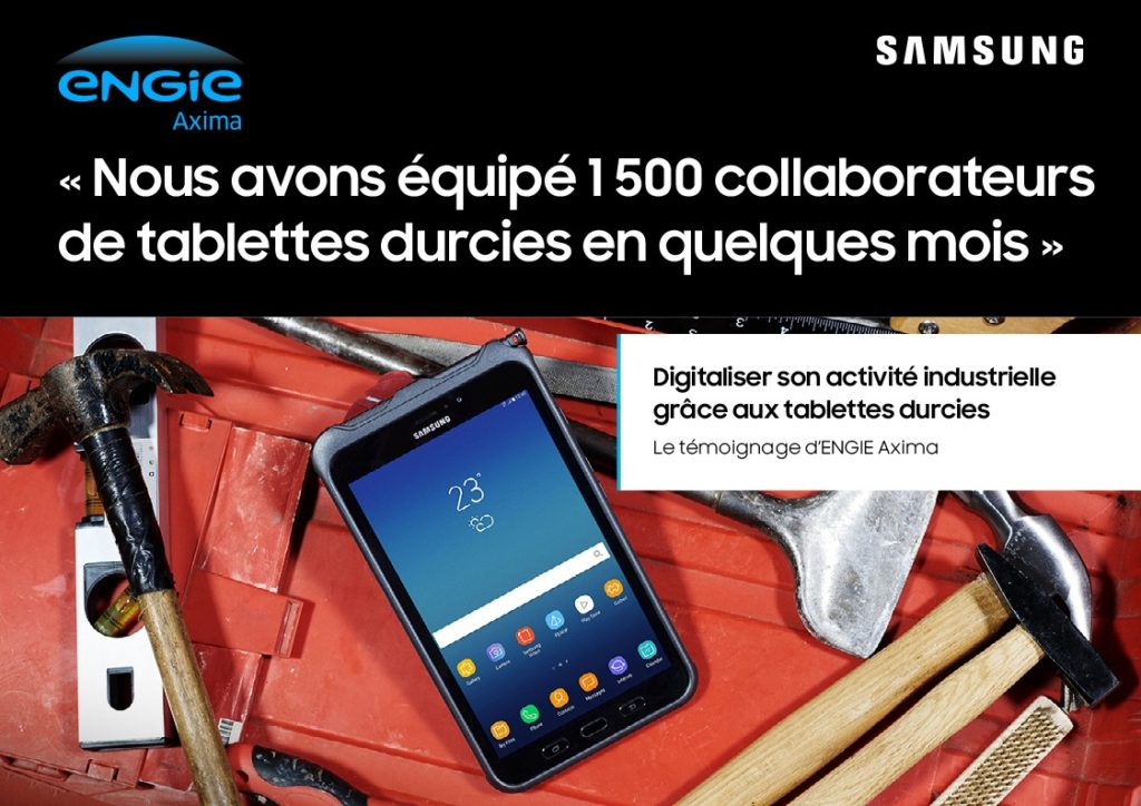 Exemple de use case by Invox : Samsung