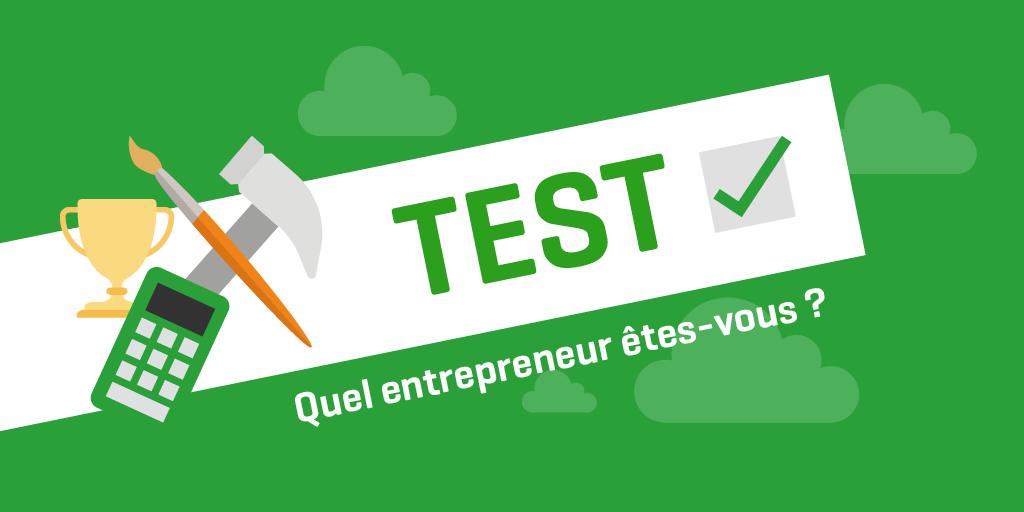 Intuit – Découvrez votre profil d'entrepreneur !