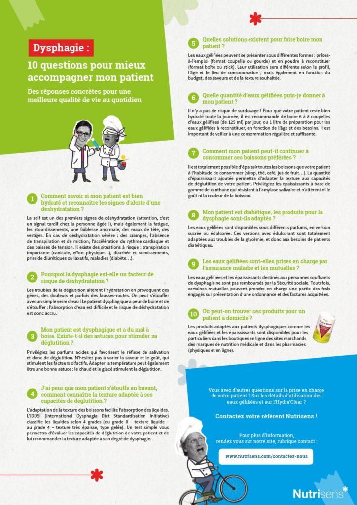 Checklist Nutrisens