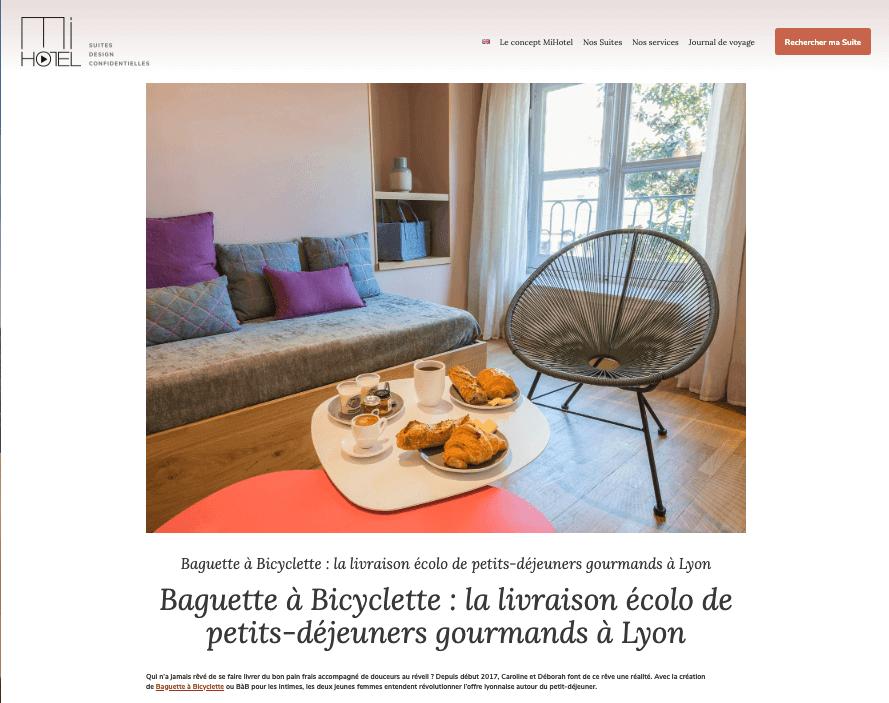 article M mihotel