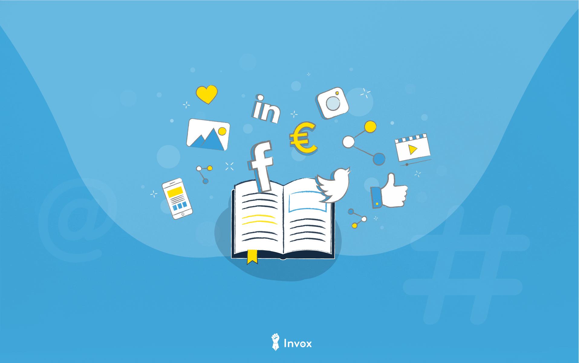glossaire social media B2B
