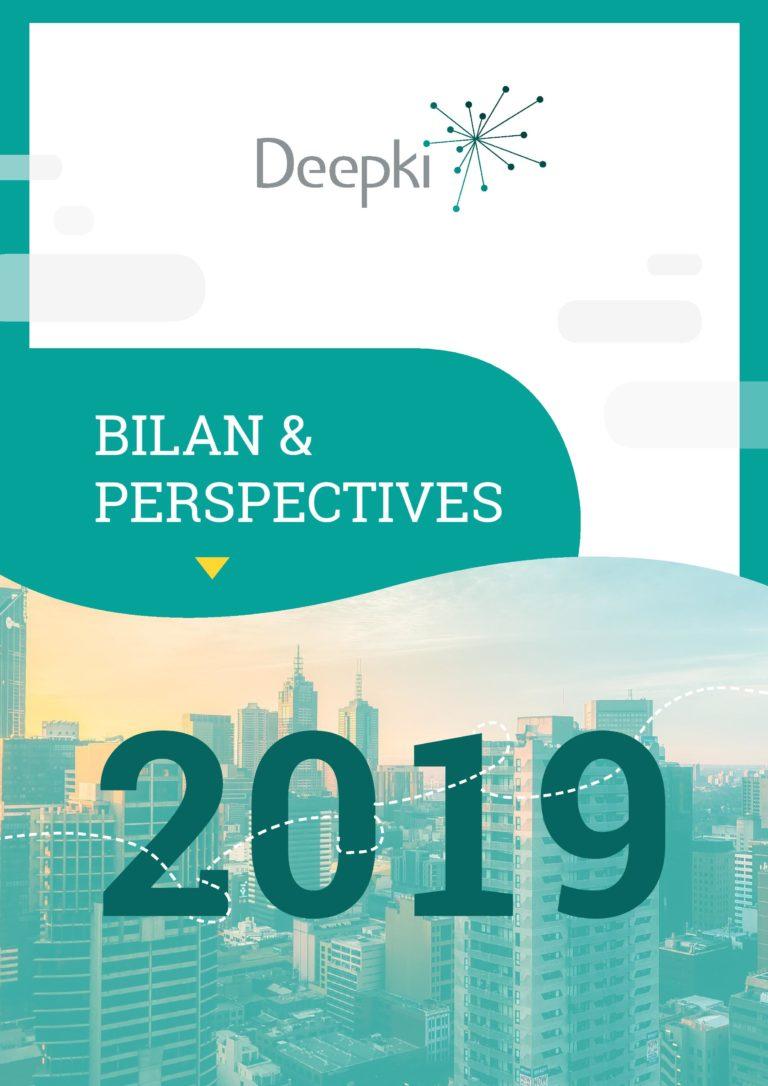 Deepki –Bilan et perspectives 2019