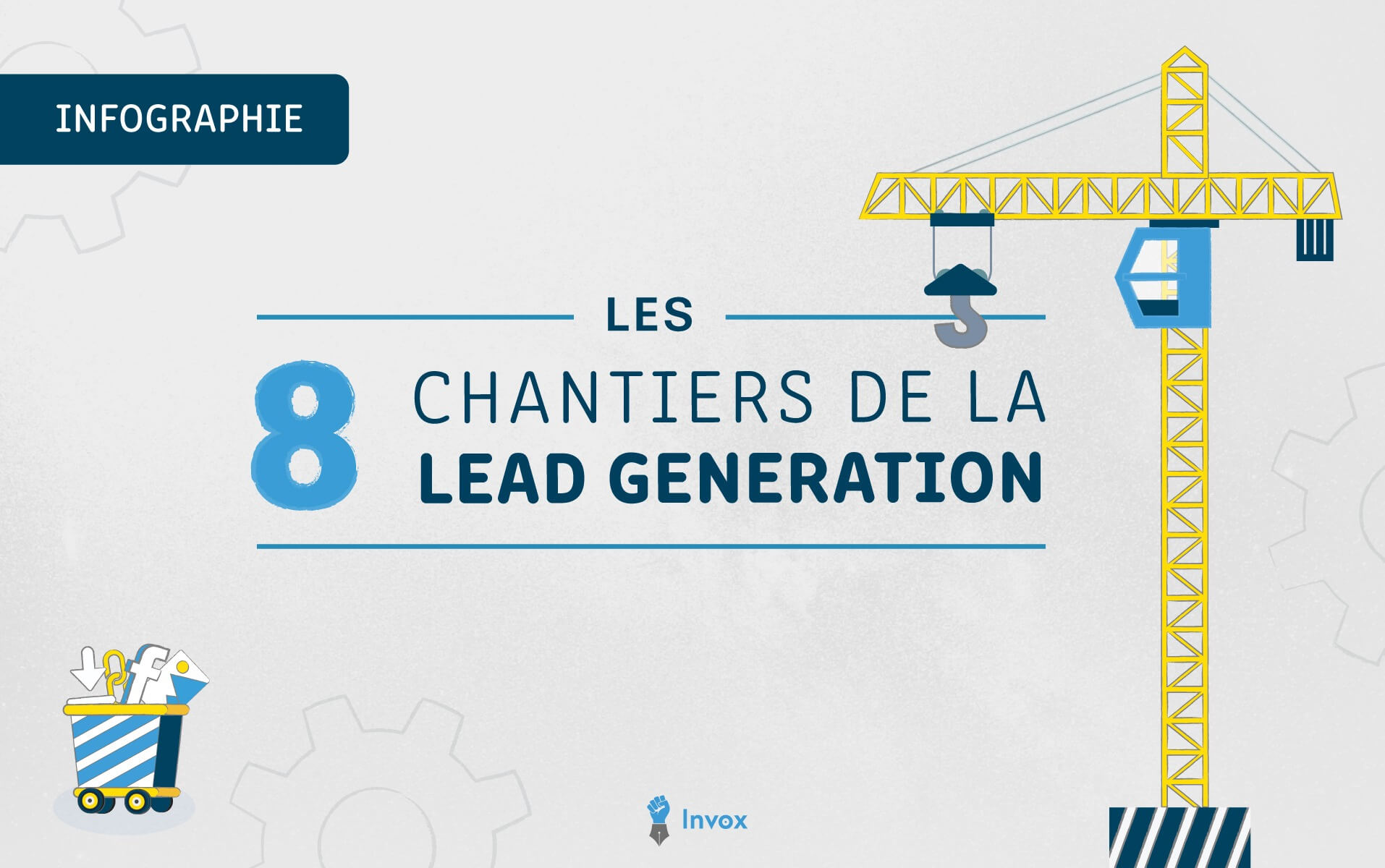 infographie lead generation