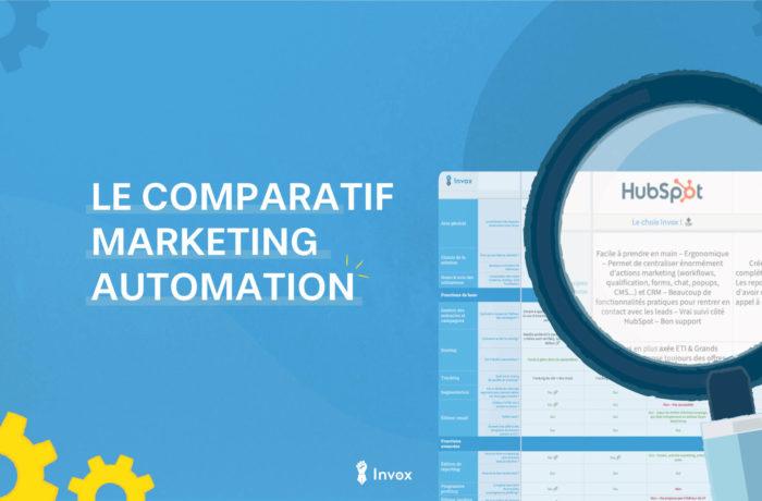 comparatif marketing automation