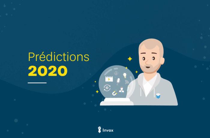 prédictions 2020 tendances marketing