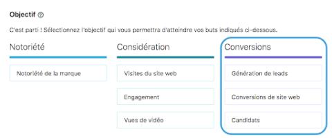 Campagnes de marketing automation grâce à LinkedIn Ads