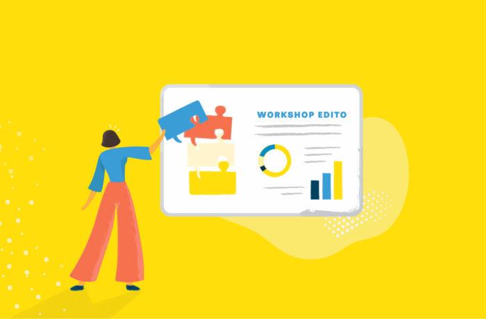 Workshop Édito agence inbound marketing