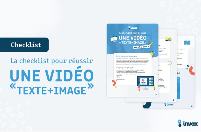 vidéo txt + image