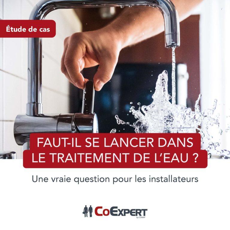 COMAP – Faut-il se lancer dans le traitement de l'eau ?
