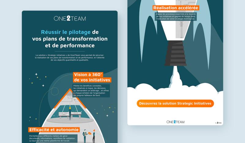 Infographie - Mockup